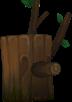 Woody chathead