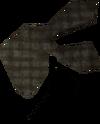 Bandana and eyepatch (grey) detail