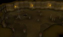 Kharazi Dungeon winch