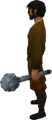 Off-hand steel mace equipped.png
