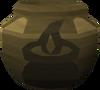Plain cooking urn (nr) detail