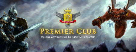 Premier Club banner