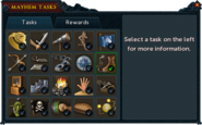 RuneScape Road Trip journal interface