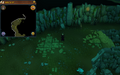 Scan clue Brimhaven Dungeon upper level west of north staircase.png