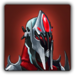Zamorakian war robes icon (male)
