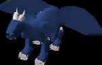 Blue-dragon-old