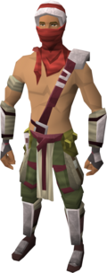 Constructor's outfit (male) equipped