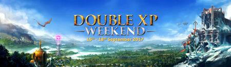 Double XP Weekend head banner 5
