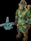 Elf warrior (Iorwerth warrior)