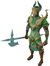 Elf warrior (Iorwerth warrior)