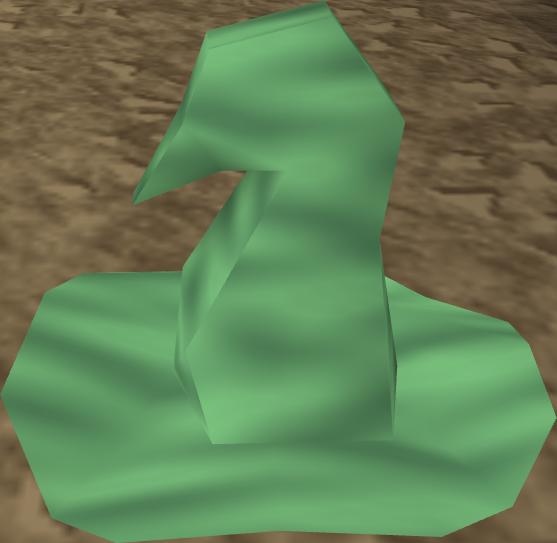 Green Hat Runescape Wiki Fandom Powered By Wikia