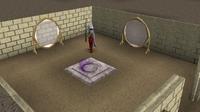 Portal kamer intro