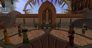 The Mahjarrat gather at the Empyrean Citadel