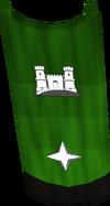 Threadbare flag