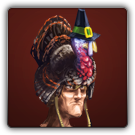 Turkey hat icon