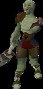 Zombie Champion