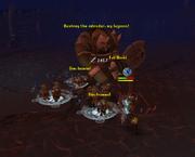 Bork boss battle