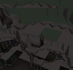 Castle Drakan kijk van binnenin