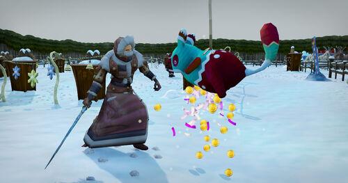 Christmas pinata news image
