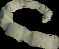 Giant snake spine detail