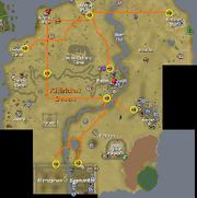 Magic Carpet Route
