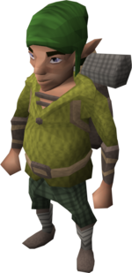 Member of the Godless (gnome)