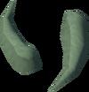 Plant teeth detail