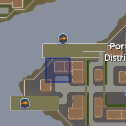 Port district musician location
