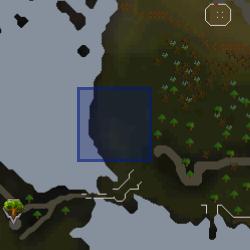 Small Rift (Rellekka) location