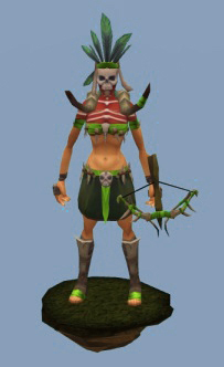 Spirit Hunter female outfit news image