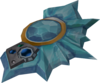 Augmented crystal shield detail