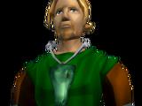 Crocspeak amulet