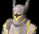 Initiate armour