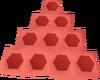 Medicinal honeycomb detail