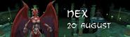 Nex 20 August 2016