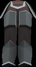Pernas de bathus detalhe