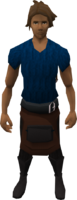 Retro smith breeches and apron
