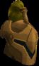 Rune heraldic helm (Money) chathead