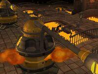 Twitter hint - Dwarf Lava Mines
