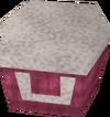 Villager hat detail