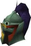 Adamant helm (h5) detail
