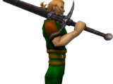 Arrav's sword