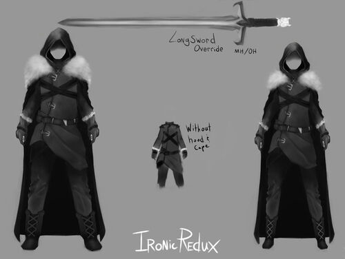Design an Outfit - Ironic Redux