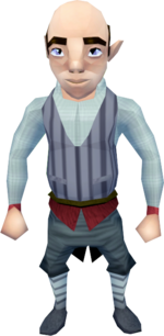 Gnome colonist (male, waistcoat)