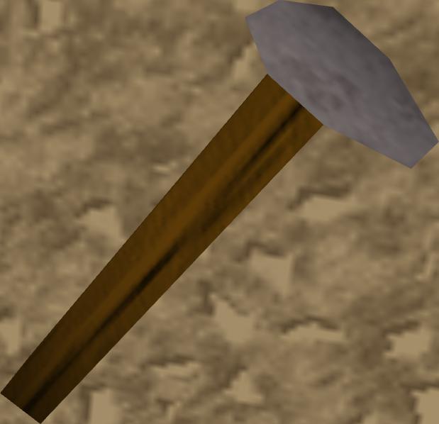 hammer runescape wiki fandom powered by wikia