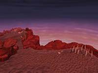 High level RuneSpan skybox