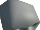 Polished cave goblin skull
