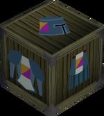 Rune heraldic armour set 1 (sk) detail