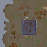 Shooting Star (Quarry) location