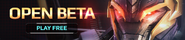 TFU open beta lobby banner